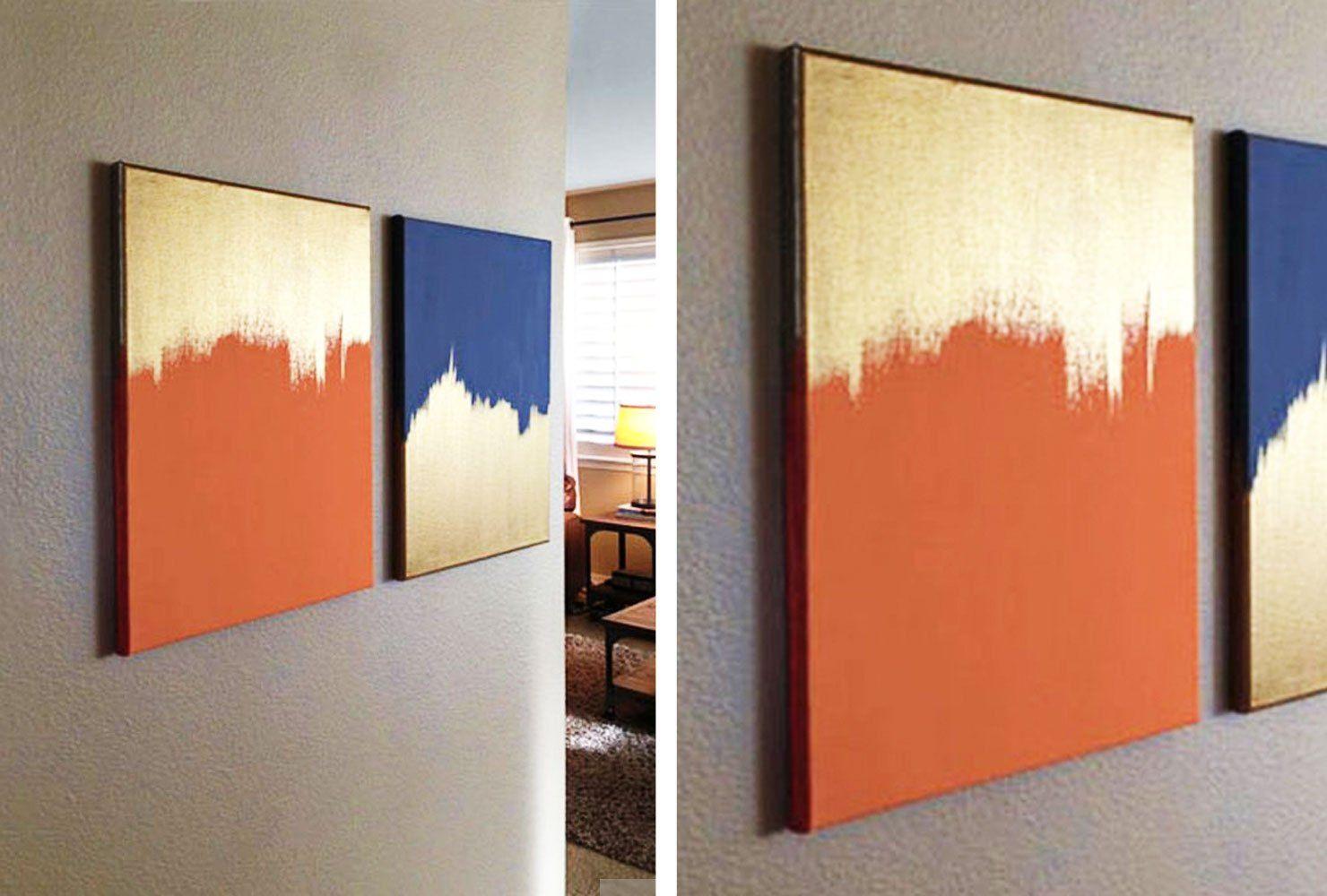 43+ Easy DIY Painting Ideas thatll Inspire Your (hidden) Inner Artist