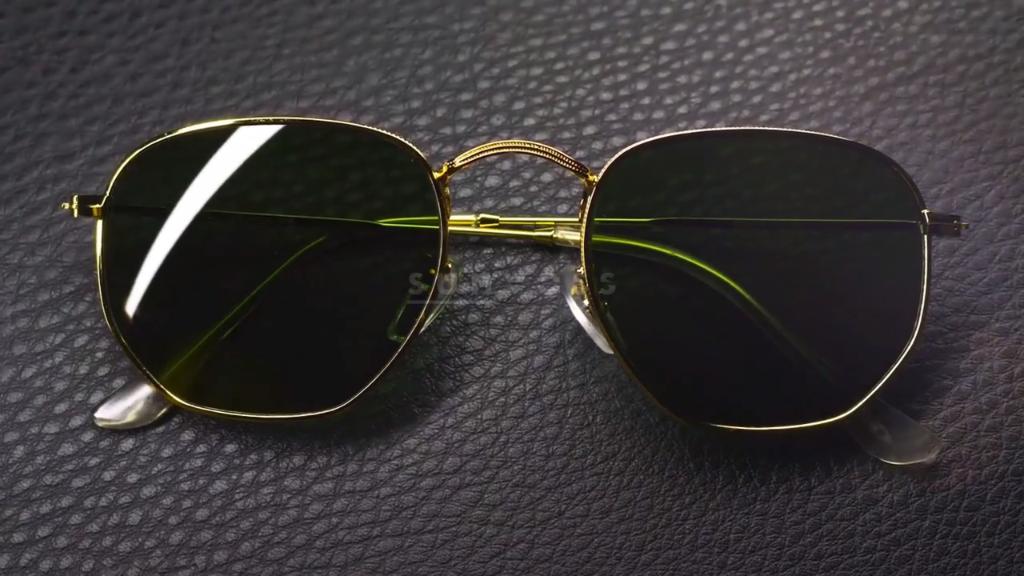 8d644bbced Firefist Sunglasses designed for the retro-trendy lovers by SunVoss.com - Unique  Sunglasses