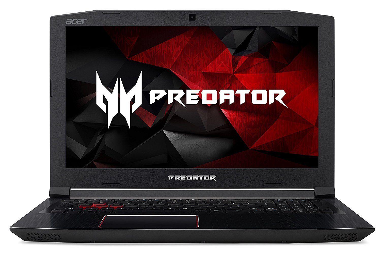 Acer Predator Helios 300 Intel I7 8750h 16gb Ram 256gb Ssd W10h Nh Q3faa 001 Laptop Acer Best Gaming Laptop Gaming Laptops