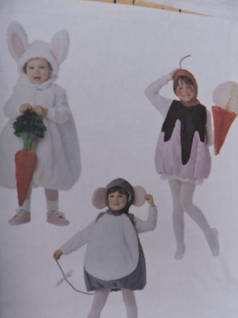 SeeSallySew.com - Penguin Humpty Dumpty Bee Halloween McCall\'s 4529 ...