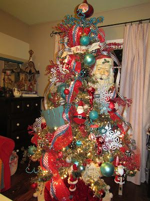 There's No Place Like Home: How I Decorate My Christmas Trees