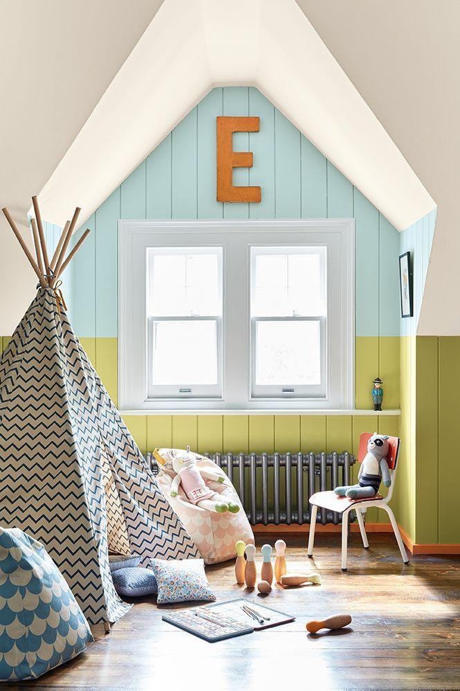 Peinture chambre fille, garçon, ado, bébé  quelle couleur ?