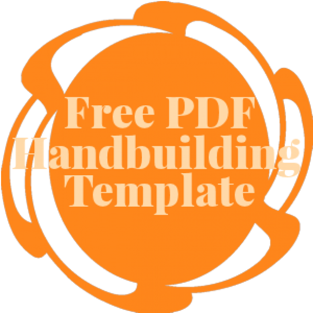 graphic about Printable Pottery Templates titled Printable slab creating templates accessible for obtain