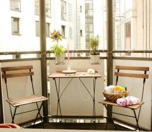 Little balcony