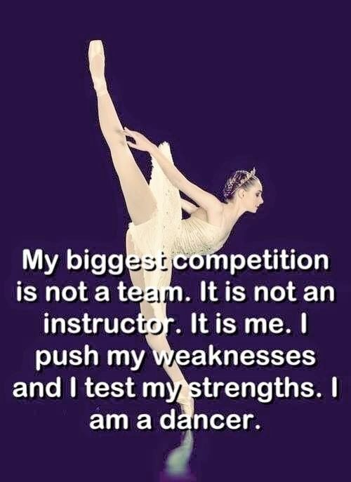 My biggest competition is not a team ... It is not an instructor ... It's me ... I push my weaknesses and I test my strengths ... I am a dancer ... #dancingwithdamien #thedamien #ballroomdancing #dancesport #dance