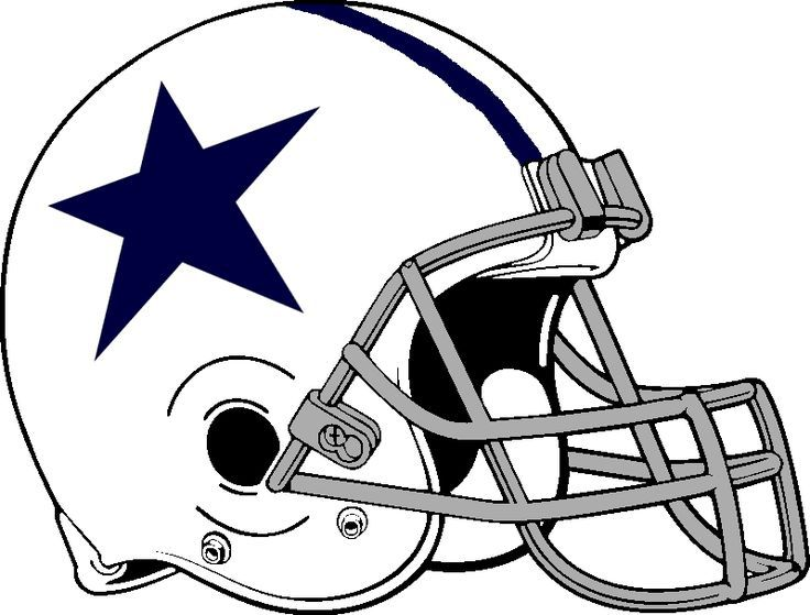 dallas cowboys clipart (With images) Cowboys helmet