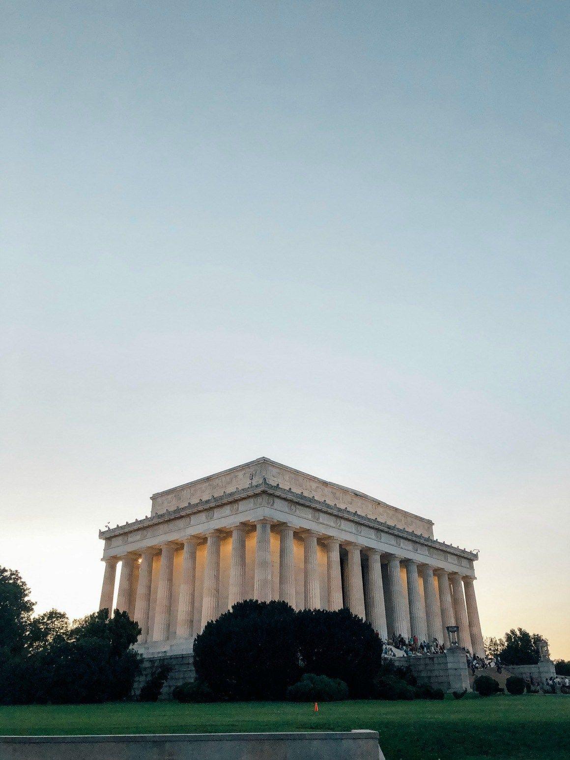 Washington Dc Top Things To Do With Printable