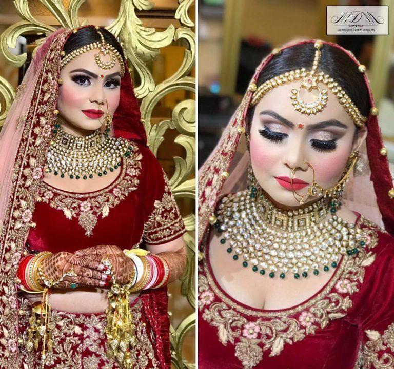 Best Bridal Makeup Artist In Delhi Top Bridal Makeup Artist In Delhi Wedding Makeup Artist In D Best Bridal Makeup Bridal Makeup Artist Indian Wedding Makeup