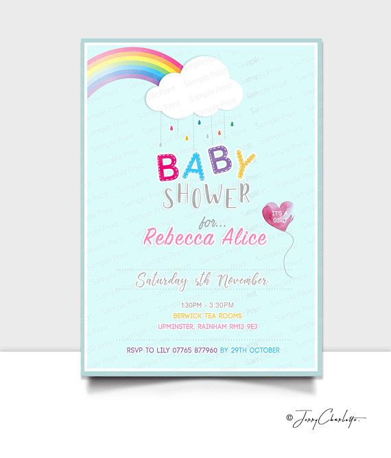 A personalised baby shower invitation kit perfect for your own or a a personalised baby shower invitation kit perfect for your own or a friends pink or blue filmwisefo