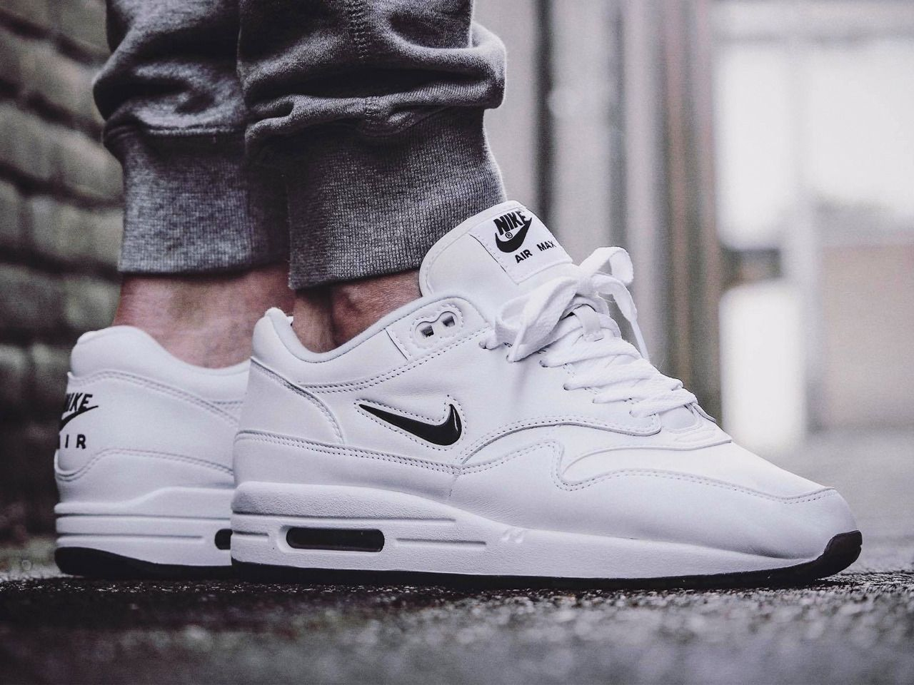 air max one jewel blanche