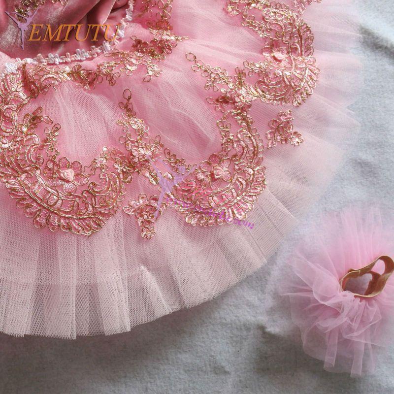 Adultes professionnel tutus de ballet, rose velours crêpe classique ballet costume femmes, filles ballet tutu jupe EMTUTU dans ballet de Nouveauté et une utilisation particulière sur AliExpress.com | Alibaba Group