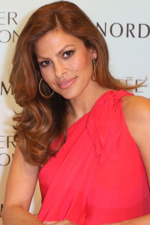 The Best Fall 2018 Hair Color Ideas Eva Mendes Hair Coloring And