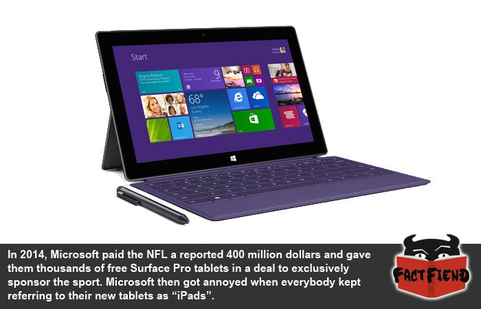 The Surface Pro Can't Catch a Break - http://www.factfiend.com/the-surface-pro-cant-catch-a-break/