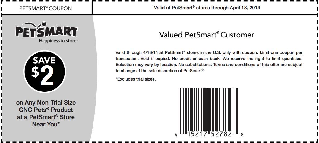 Petsmart Printable Coupon Printable Coupons Coupons Petsmart