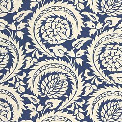 LISBON LINEN INDIGO - Blue - Shop By Color - Fabric - Calico Corners