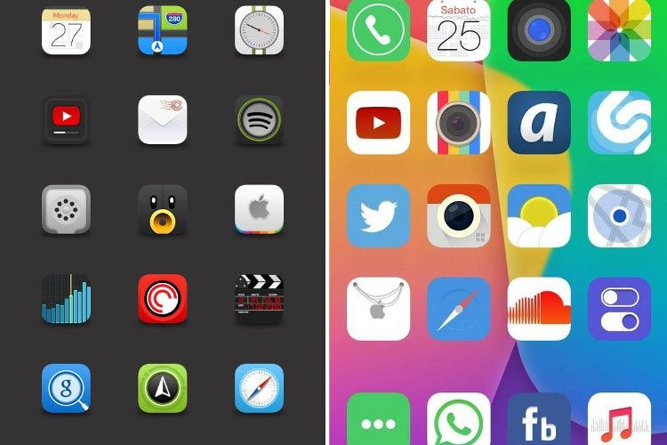 Best iOS 8 Winterboard Themes to Beautify Your iPhone or