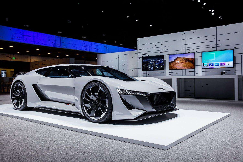 Audi of America's Filip Brabec talks e-tron, future electric cars ...