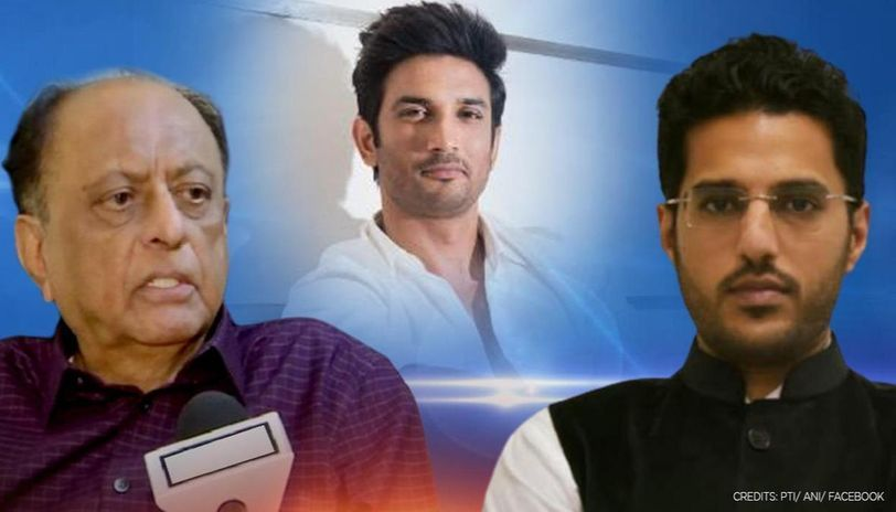 Ishkaran Bhandari Slams Ncp For Their Insensitive Remark On Sushant Singh Rajput In 2020 Sushant Singh Truth And Justice Latest Entertainment News