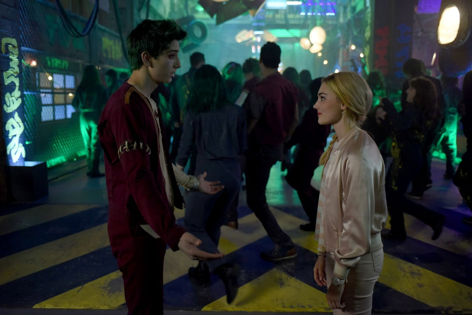 Disney Channels New Dcom Zombies Is About To Be Your New Favorite