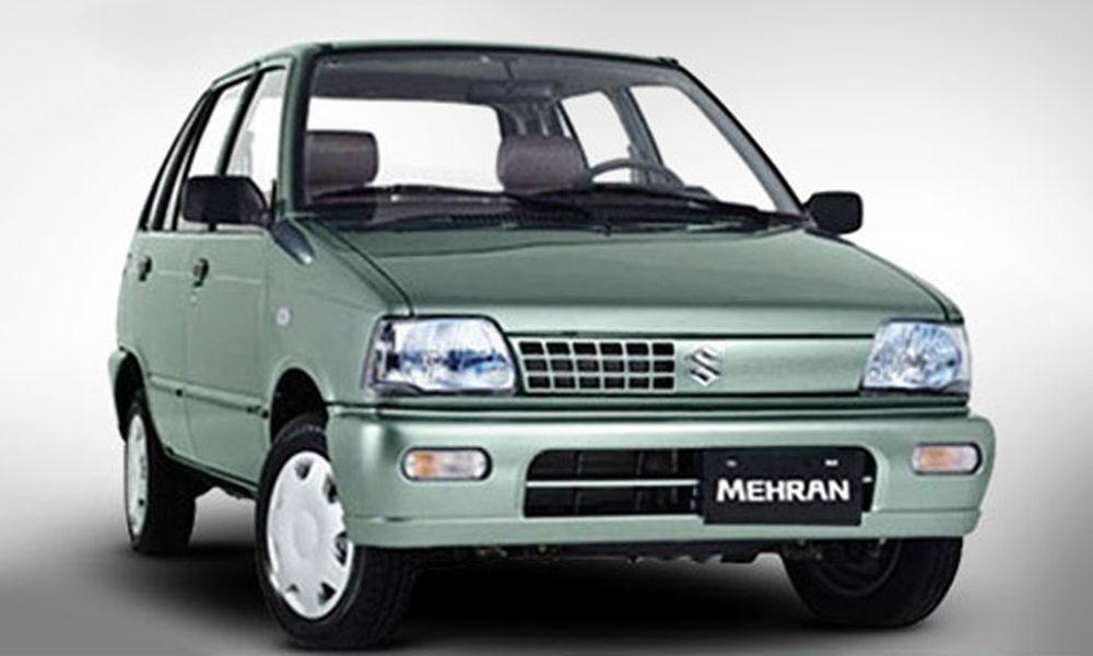 Pak Suzuki Launches Limited Edition Mehran VX Suzuki