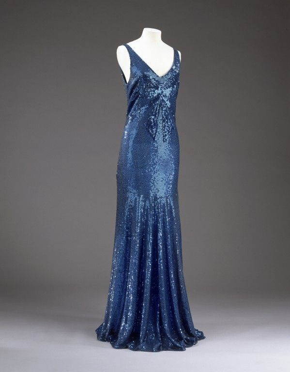 Dress, Coco Chanel, 1932. The Victoria & Albert Museum. | Historical ...