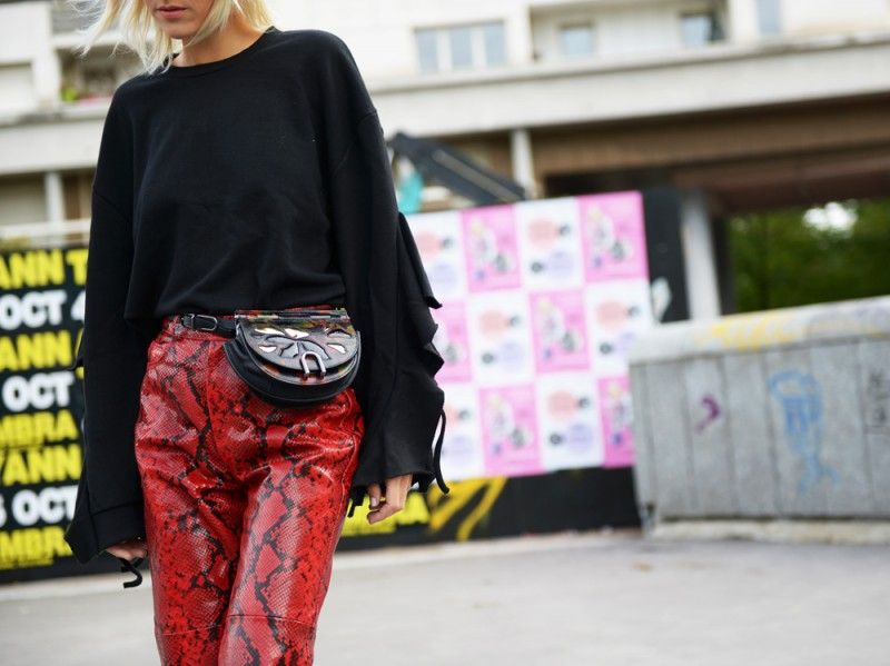 street-paris-day-2-python-pants
