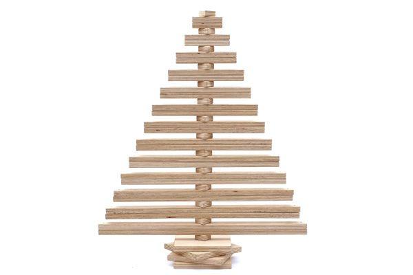 One Two Tree - un arbol de Navidad moderno | emeeme