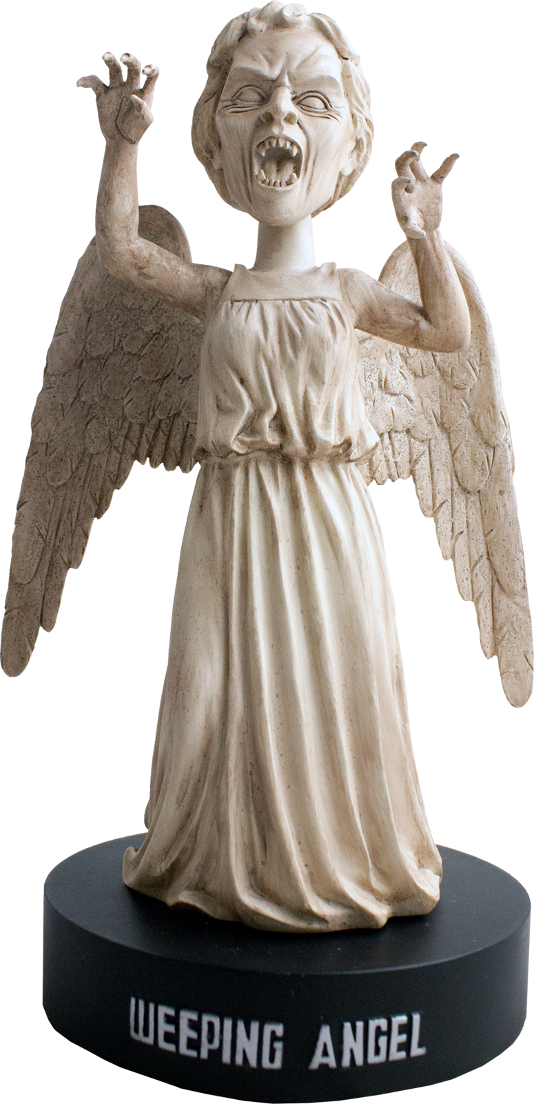 Doctor Who Weeping Angel Bobble Head Bobble Head Weeping Angel Doctor Who
