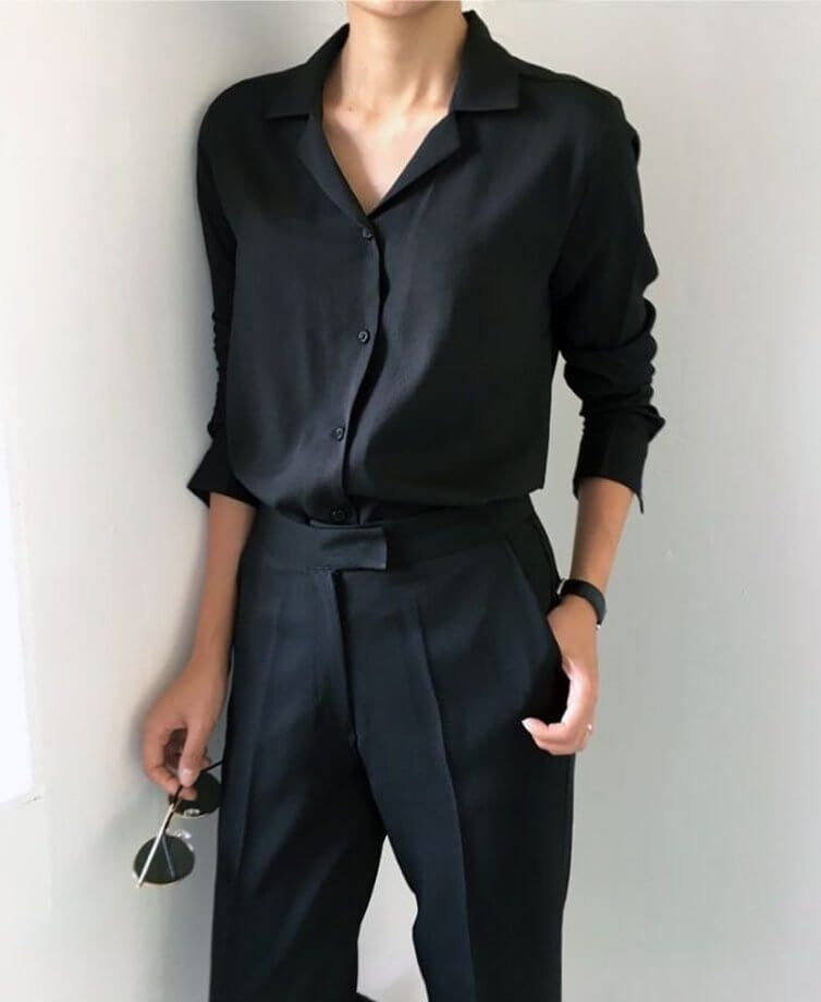 Pin su outfits and more for Stile minimal chic