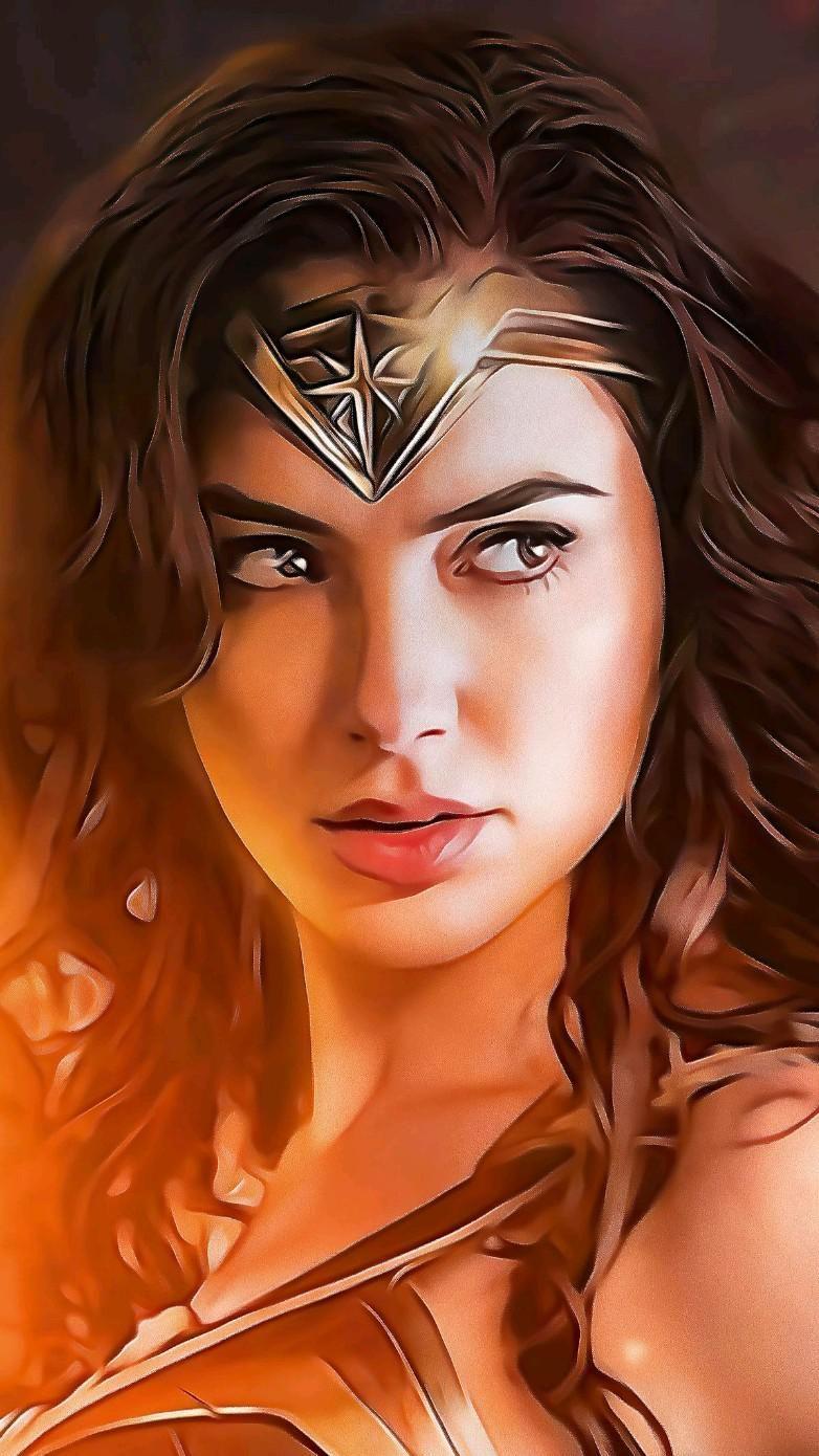 Wonder Woman HD wallpaper
