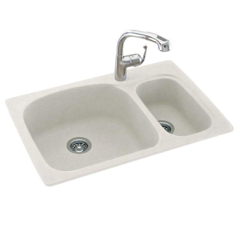 Swanstone Ksls 3322 Double Basin 33 X