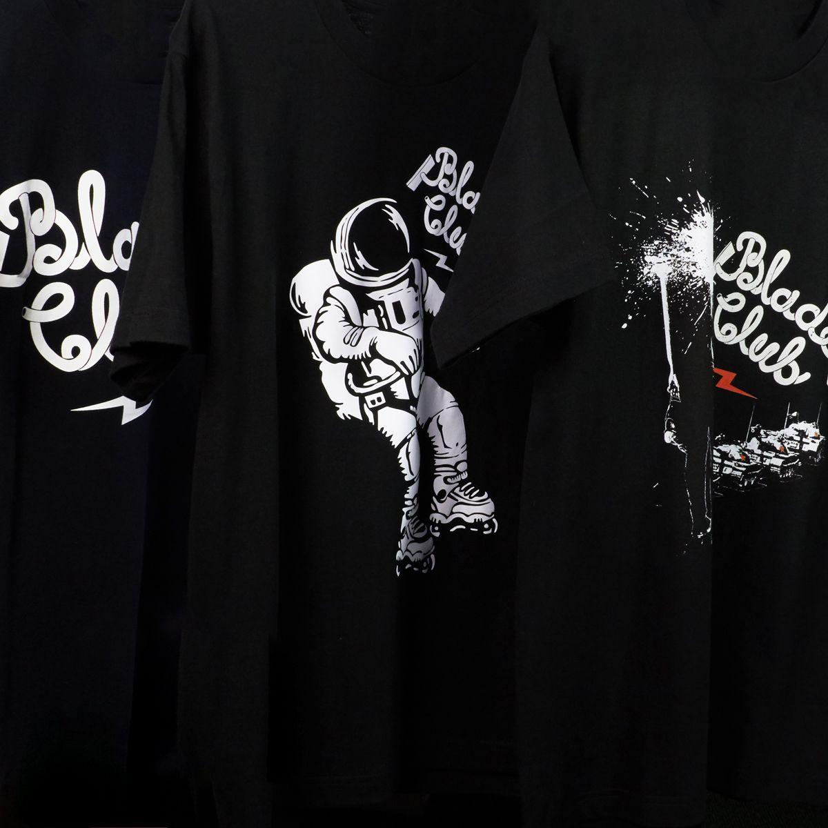 Blade club Tee's Mens tshirts, Mens tops, Mens graphic