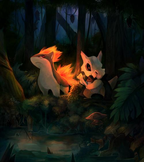 salanchu: for DragoonVulpi | The Original Pokemon Community!
