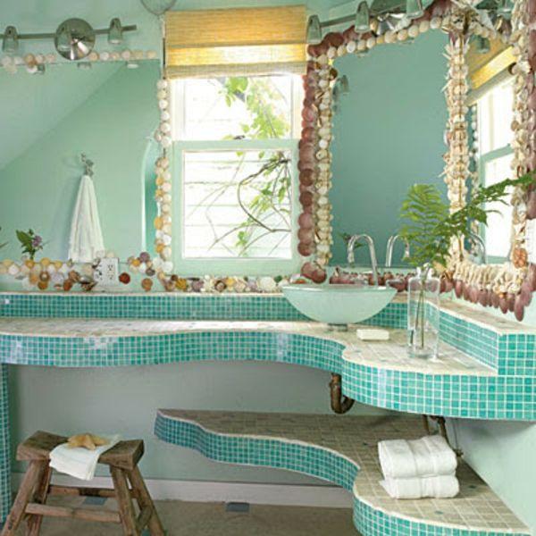 Emejing Salle De Bain Marocaine Bleu Contemporary - House Design ...