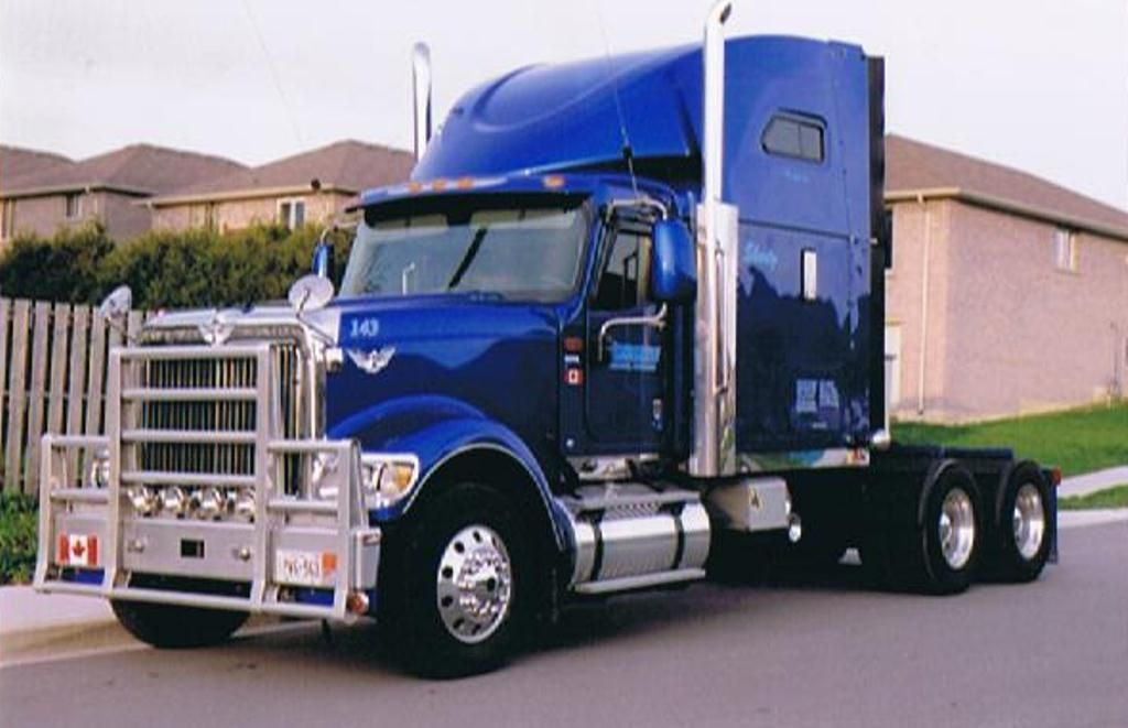 2003,navistar international, 9900i skyrise. 12 speed ...