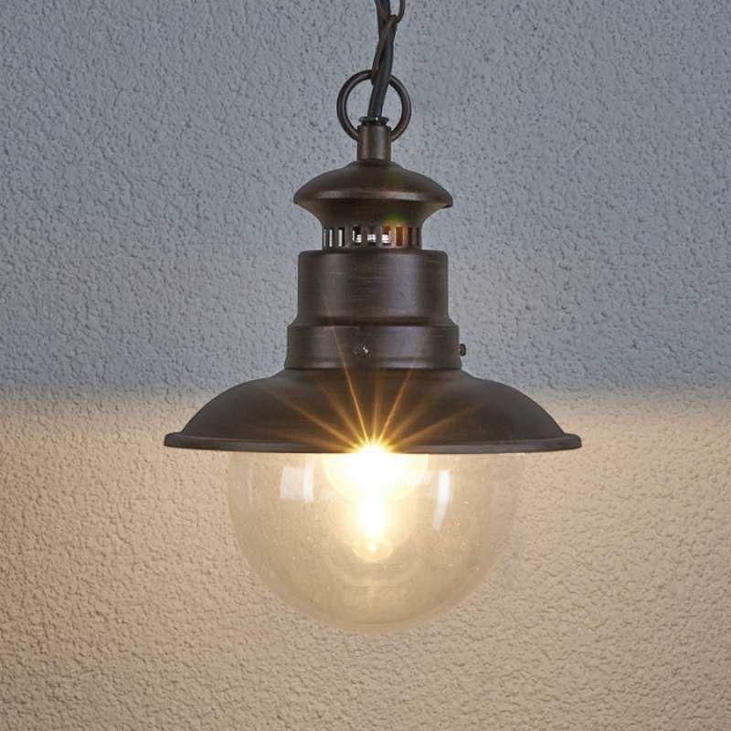 Buiten Hanglamp Eddie In Landelijke Stijl Hanglamp Lantaarn Hanglamp Verlichting