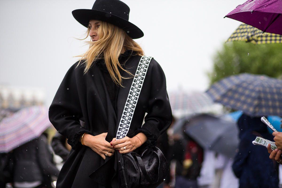 Street Style en Milan Fashion Week, septiembre 2015 © TheUrbansPotter / Daniel Bruno Grandl