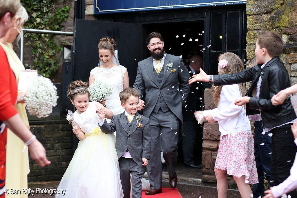 Confetti Hotel wedding, Wedding, Bridesmaid dresses