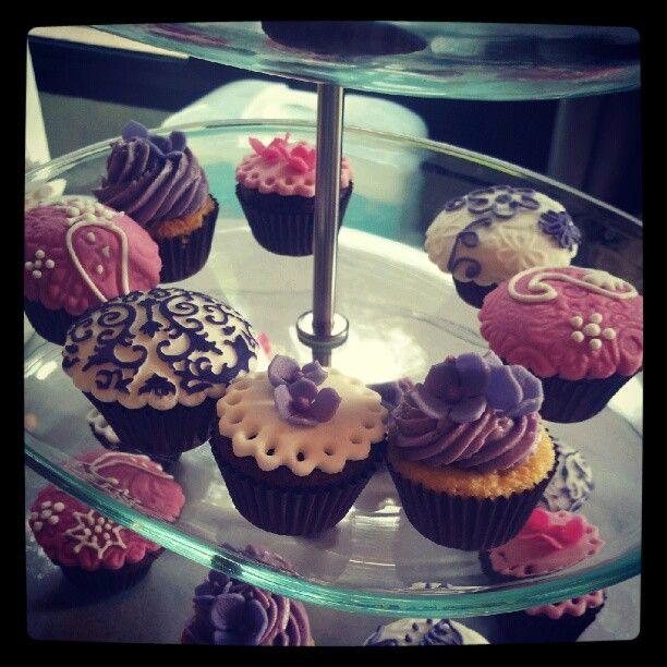 Cupcakes de Aurea