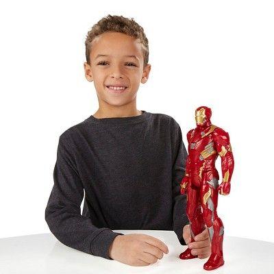 Avengers Age of Ultron Titan Hero Tech Iron Man
