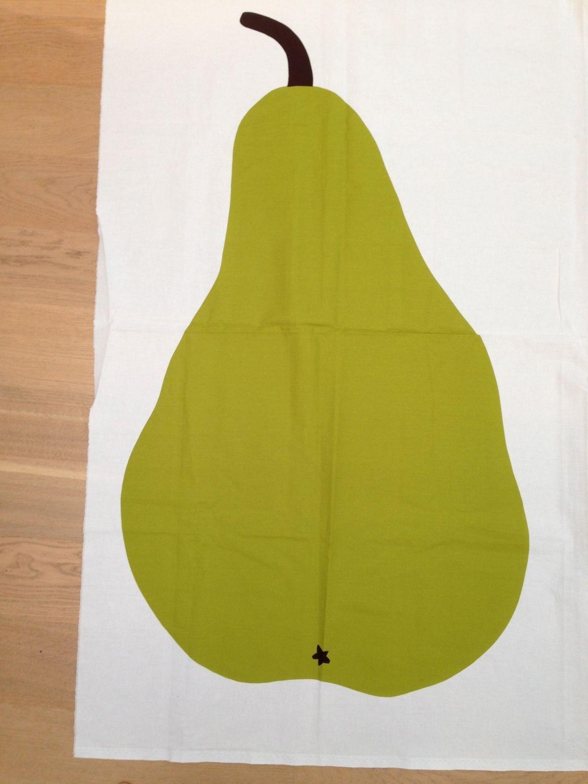 Marimekko Paaryna Pear fabric panel, 56\