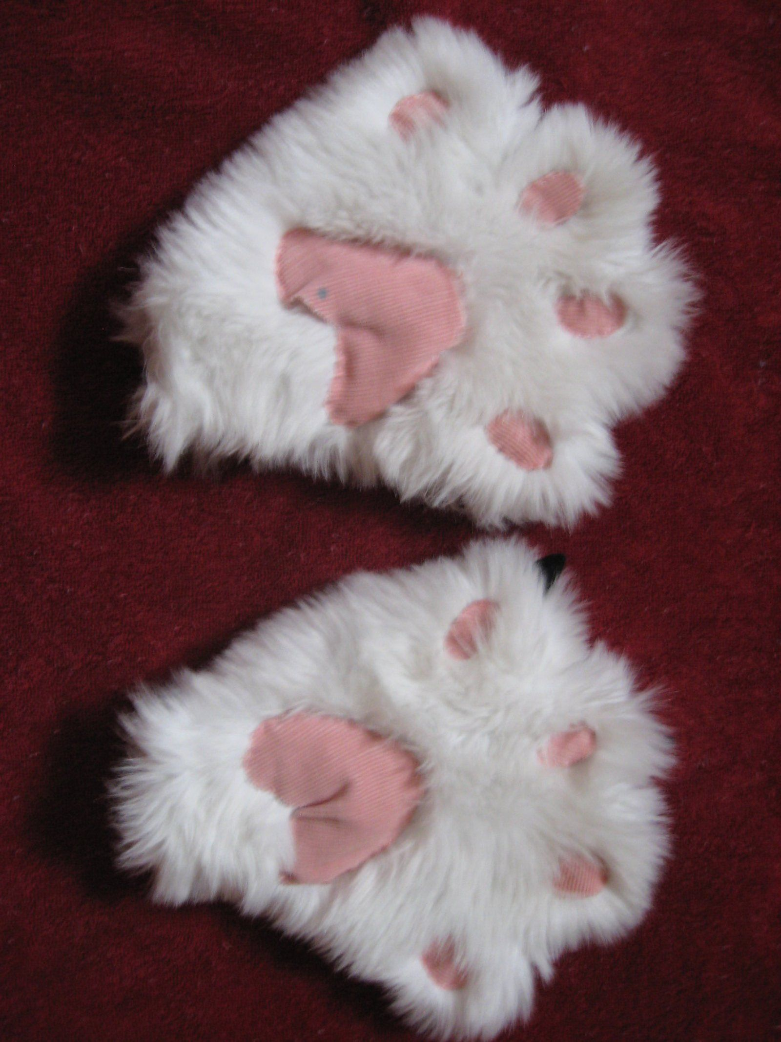 How To Make Cute Kitty Paw Mittens Cat Costume Kids Cat Paws Cute Cats