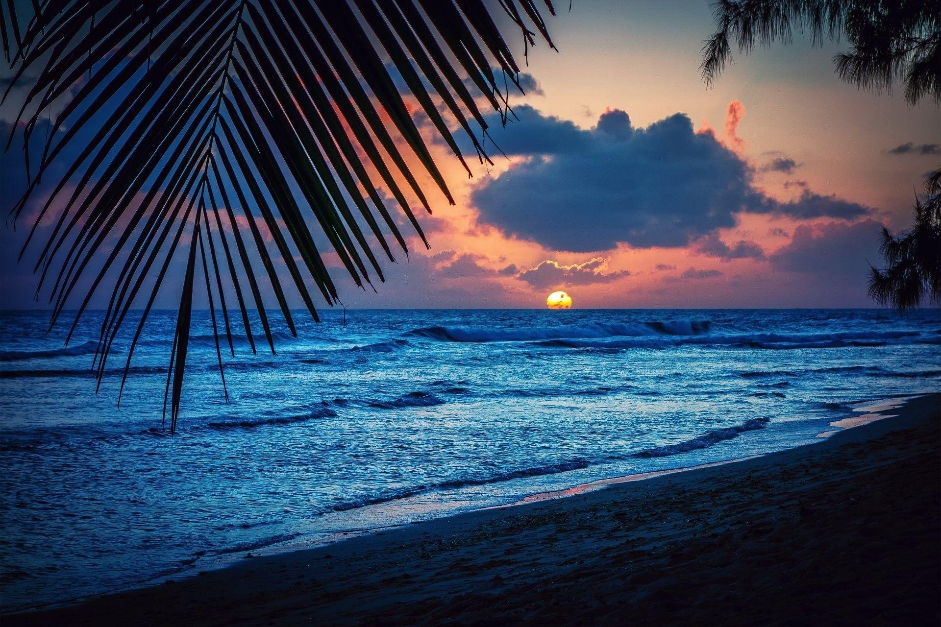 Maldives Night Wallpapers 1080p As Wallpaper Hd Beach