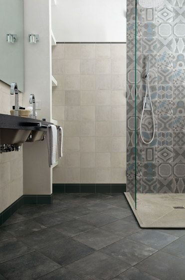 pin by michelle du toit on decor bathroom tile designs. Black Bedroom Furniture Sets. Home Design Ideas