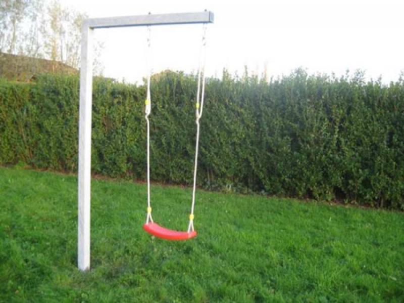 Schommelpaal staal | Schommels - Outdoor Toys Krimpen
