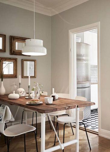 Ambiance couleur d coration douceur int rieurs lin naturel zen salon couleur mur - Ambiance peinture salon ...