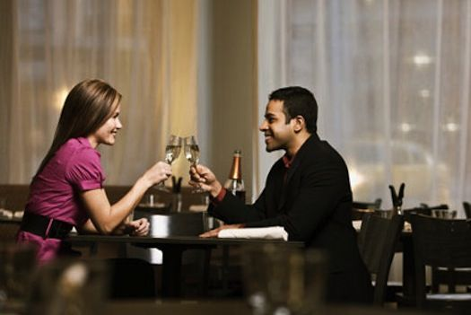 Just dinner dating site