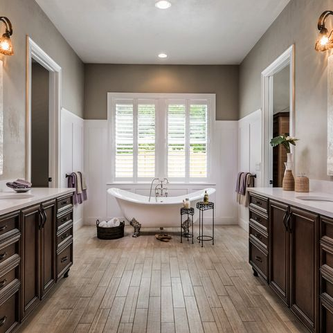 Traditional Bath Design Ideas, Pictures, Remodel and Decor 627