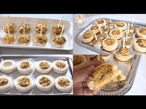 مملحات راقية بشكل جديد بدون عجين سهلة إقتصادية تحضر في دقائق فقط X2f شهيوات رمضان Youtube Cooking Food Sweets