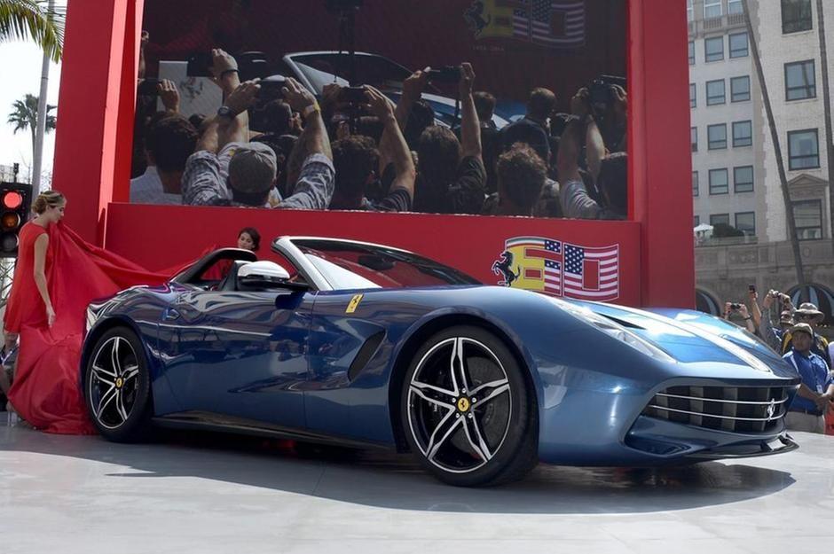 Ferrari F60 America Modellauto, Gebrauchtwagen, Auto bild